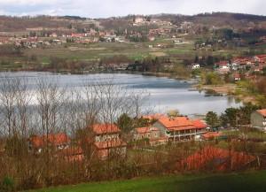 Riflessi al lago di Viverone