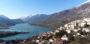 I monti, il lago e Barrea