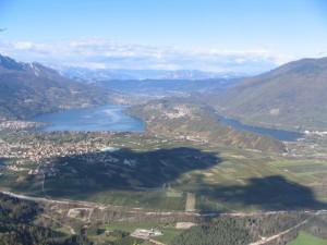 I due laghi della Valsugana