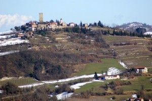 San Girogio visto da Castino
