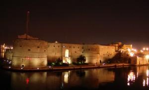 Castello Aragonese a Taranto