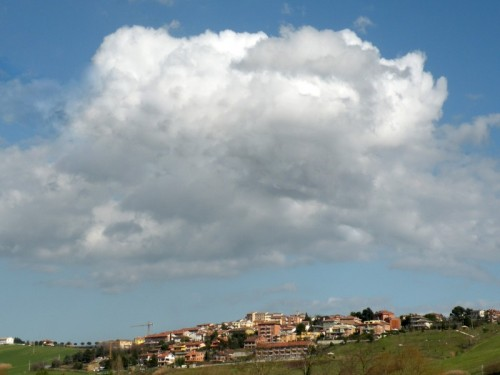 Camerata Picena - Nuvola