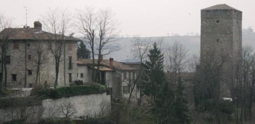 Santa Maria della Versa - Rocca di-versa