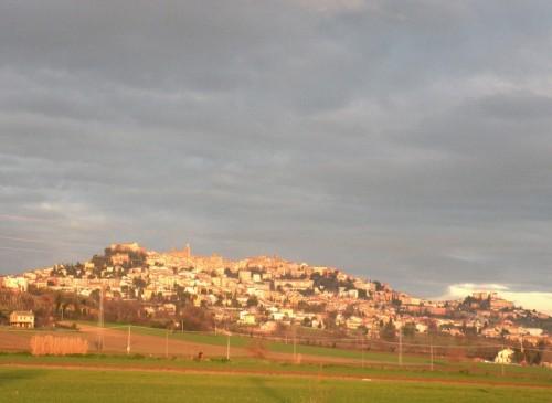 Castelfidardo - Al tramonto
