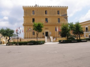 il castello di Ventotene