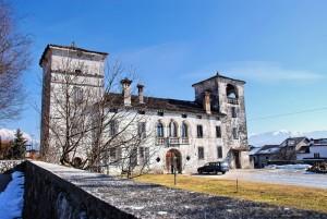 Paderno - il castello