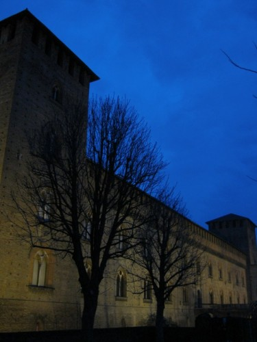 Pavia - Si finisce in blu