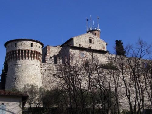 Brescia - vista sud
