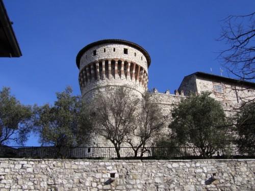 Brescia - prospettiva dal fossato