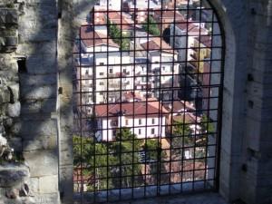 paesaggio imprigionato
