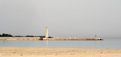 San Vito Lo Capo - La spiaggia e il faro di San Vito lo capo