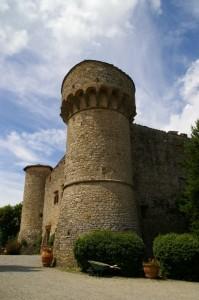 Castello di Meleto nel Chianti