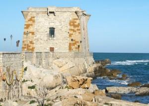 Torre di Ligny… quì finisce l'Italia