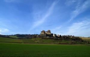 Una panoramica di Torrechiara