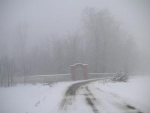 Borgo Cornalese: la Porta Rossa