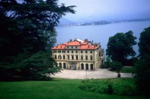 Stresa vista da Villa Pallavicino