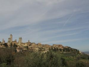 Risveglio primaverile di San Gimignano