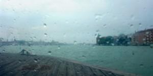 Venezia - Un panorama celestiale, ma… bagnato!