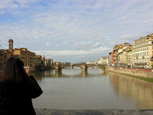 Firenze - L'ultimo click prima dell'addio!