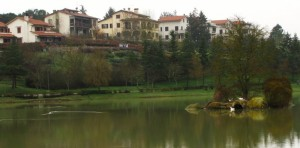 Vicchio - Lago di Montelleri