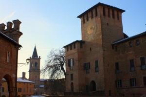 Fontanellato e la Rocca