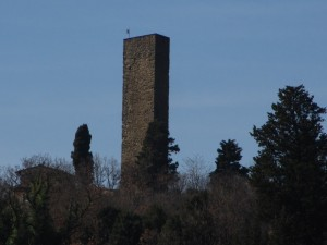 La torre di Montebonello