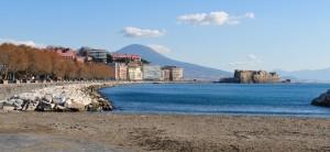 una classica cartolina da Napoli