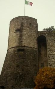 La Rocca del Parco delle Rimembranze