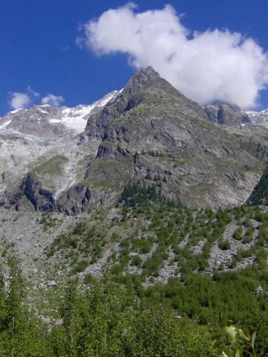 Courmayeur - Loc:Purtud:Tour e Rocce della Brenva