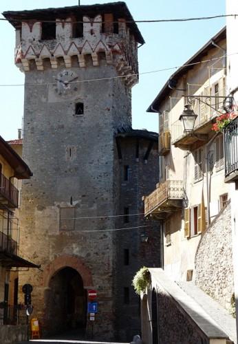 Lanzo Torinese - Torre di Aymone di Challant