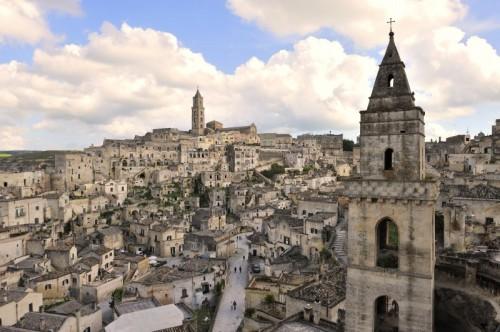 Matera - il fascino di un borgo antico