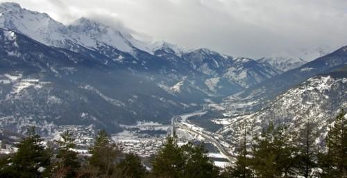 Oulx - La valle