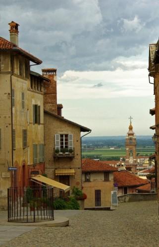 Saluzzo - Panorama rubato