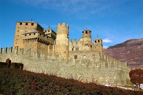 Fénis - castello....fenis