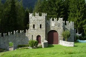 Un castelletto a Ponte di Legno
