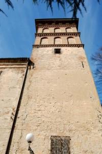 Crespellano: torre di palazzo Garagnani