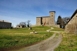 Castello di Montalfina a Castel Giorgio