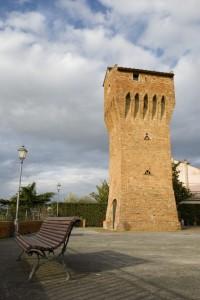 La piazzetta e la Torre