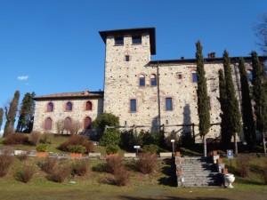 Castello a Erba