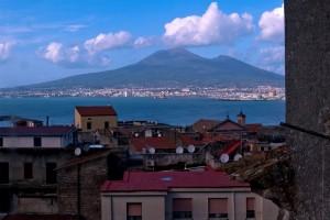 Finestra sul Vesuvio