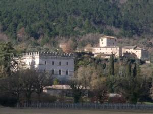 Il castello di stigliano