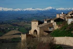 Monterubbiano Porta sud