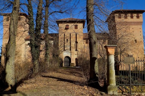Cherasco - Il castello del martirio dei Valdesi
