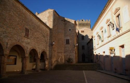 Moresco - Moresco interno del castello