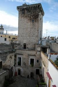 una Torre tra i palazzi di Rutigliano