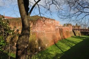 Novara - Il castello sforzesco