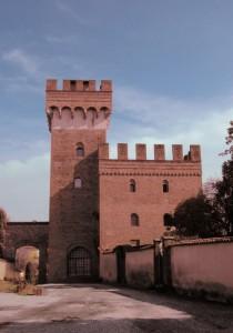 Verrone, il castello