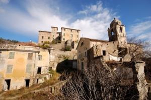 Balestrino castle
