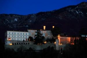 Castello di prima mattina