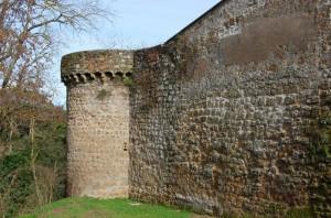 parte delle mura